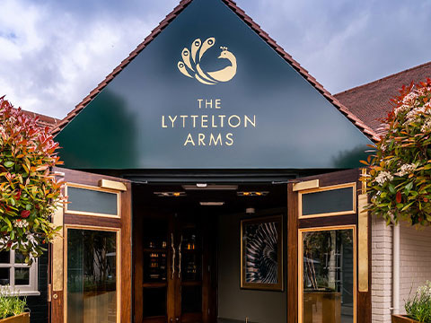 A little about The Lyttelton Arms